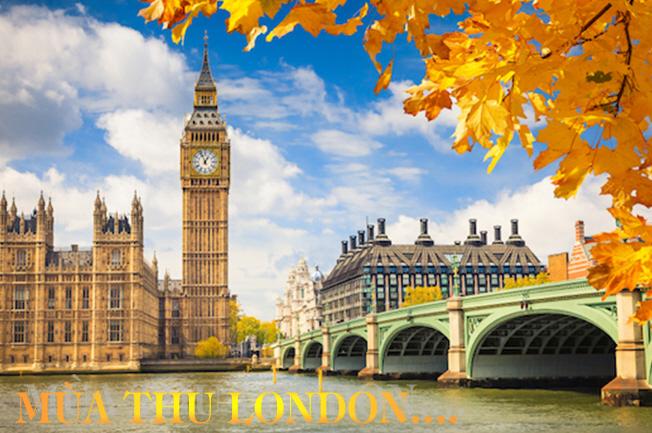 Mùa Thu London